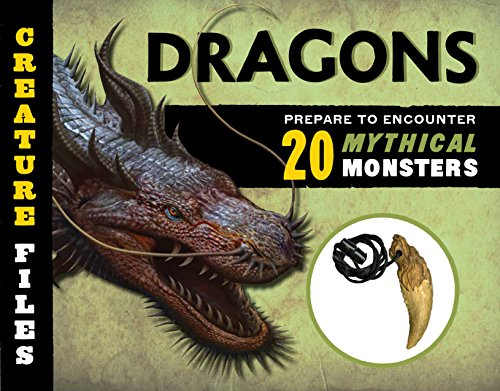 Mythical Monsters Beasts (Creature Files Dragons: Encounter 20 Mythical Monsters)