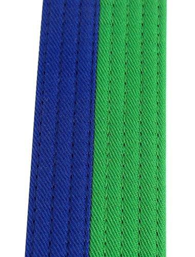 Green Belt Equipment TaeKwonDo Karaté Arts martiaux Sports Nylon 0nFYHqn