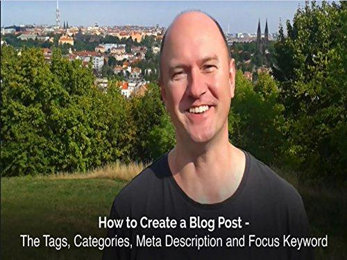 Pro Blogging Tips - Categories, Tags, Meta Descriptions, etc.