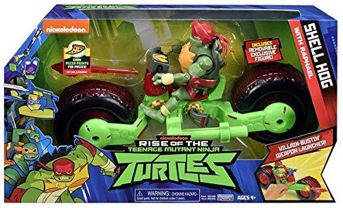 Rise of the Teenage Mutant Ninja Turtles Shell Hog with Raphael