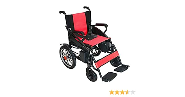 Amazon.com: 2019 UPDATED Electric Wheelchairs Silla de Ruedas Electrica para Adultos FDA Approved Transport Friendly Lightweight Folding Electric Wheelchair ...