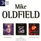 Ommadawn / Orchestral Tubular Bells / Earth Moving by Mike Oldfield