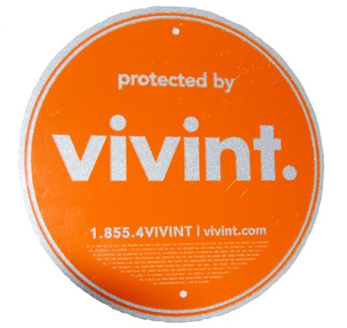 Buy vivint home security sign