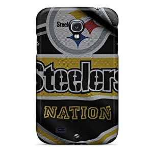 Leoldfcto744 GrQ10325iULL Cases Covers Galaxy S4 Protective Cases Pittsburgh Steelers
