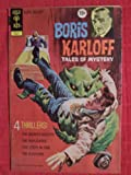 Boris Karloff Tales of Mystery Comic Book (The Duplicates, 40)