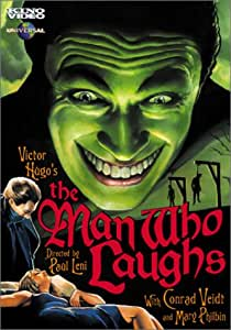Man Who Laughs (1928)