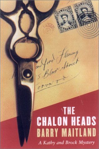 Read Online The Chalon Heads: A Kathy and Brock Mystery ebook