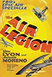 """Buyenlarge The Air Legion Paper Poster, 12"""" x"""