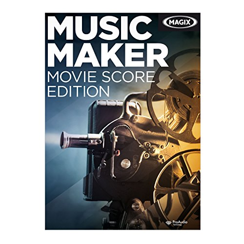 MAGIX Music Maker Movie Score Edition [Download] by MAGIX
