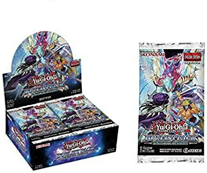 YU-GI-OH!. 14988 Duelist Pack Dimensional tutores Juego de Cartas (Caja de 36 Paquetes): Amazon.es: Juguetes y juegos