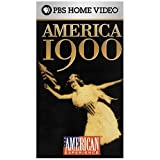 American Experience: America 1900 [VHS]