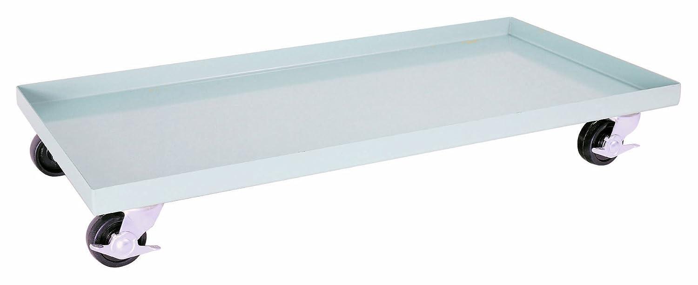 Sandusky Lee DO10361800-05 Dove Gray Steel Cabinet Dolly 3//4 Height x 36 Width x 18 Depth 3//4 Height x 36 Width x 18 Depth CECOMINOD085008 1000 lbs Capacity