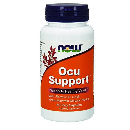 NOW Ocu Support 60 Capsules