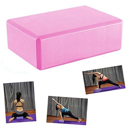 iNextStation Yoga Blocks Foam Bricks Exercise Fitness Yoga Pilates 9