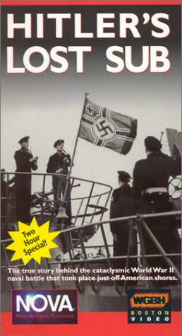 Hitlers Lost Sub [VHS]