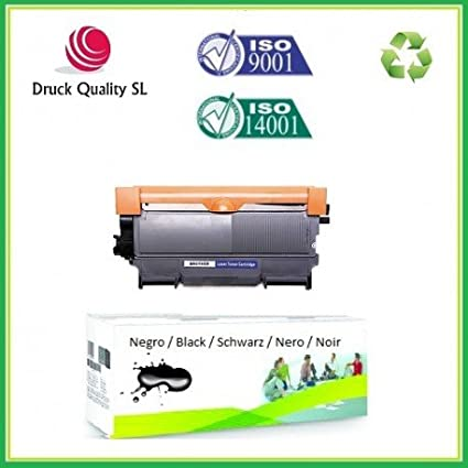 DQ TN1050,Toner Compatible para Impresora Brother DCP-1612W, TN ...
