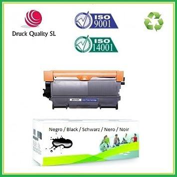 DQ TN1050,Toner Compatible para Impresora Brother HL-1212W ...