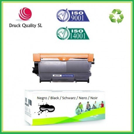 DQ TN1050,Toner Compatible para Impresora Brother HL-1110 ...