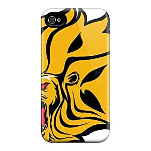 New Arrival Iphone 4/4s Case Golden Lions Case Cover by ruishername