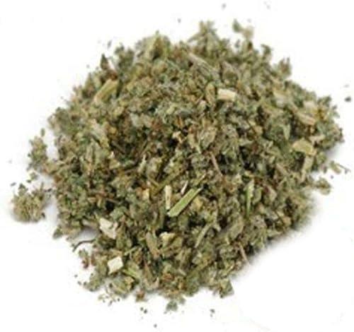 Organic Horehound Herb C S – 4 oz – Starwest Botanicals