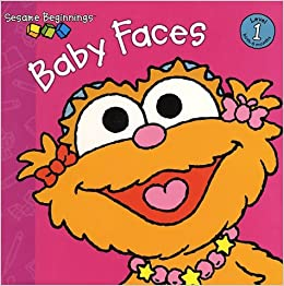Amazon.com: Baby Faces (Sesame Street) (Sesame Beginnings ...