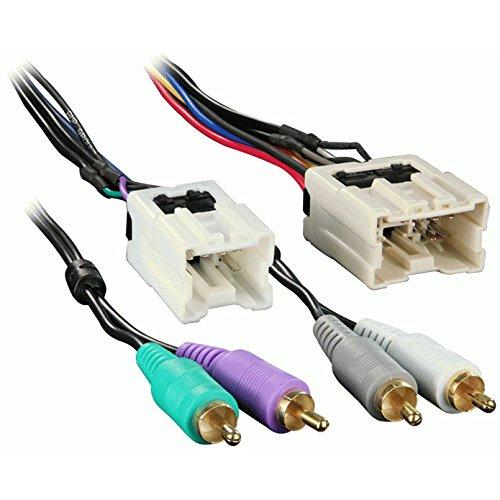 Metra 70-7551 Amplifier Integration Harness 995-2005 Nissan and Infiniti Metra Amp Kit