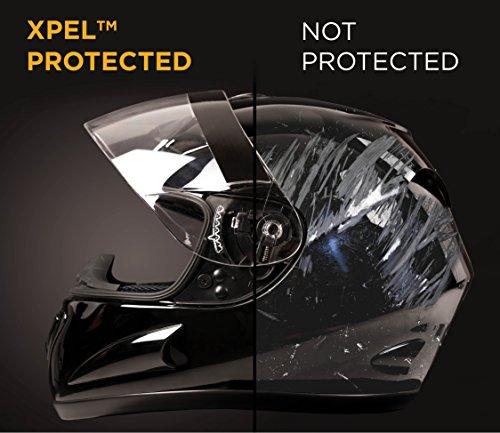 XPEL Shark D-Skwal/Shark Skwal Flynn - Helmet Protection Film by XPEL (Image #3)