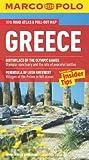 Greece Marco Polo Guide, Marco Polo, 3829707304