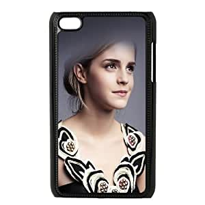 iPod Touch 4 Case Black he39 emma watson sexy girl film LSO7905705