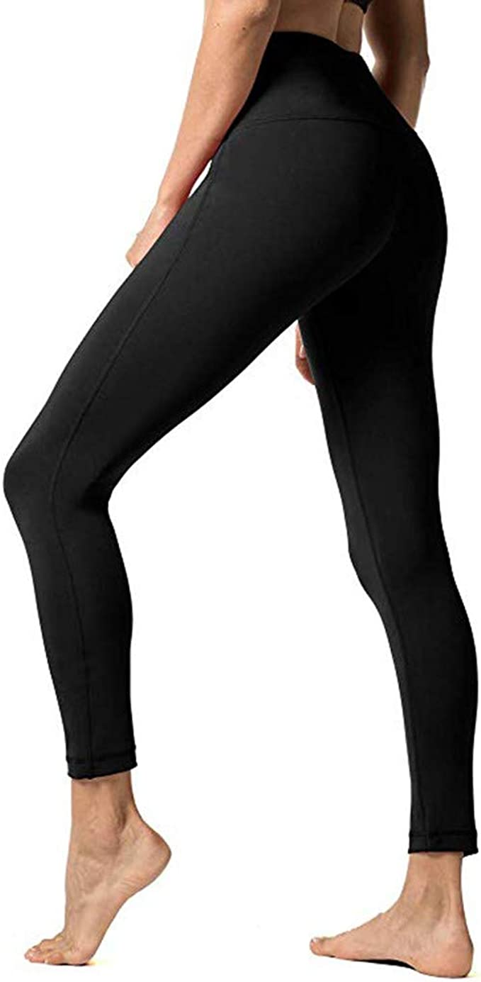 Amazon.com: NREALY Pantalones Womens High Waist and Tight ...