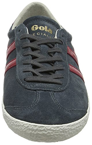 Homme Graphite Red Gris Green Specialist Baskets Gola Deep EwUCqX