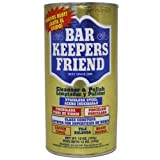 Bar Keepers Friend® Cleanser and Polish: 12 OZ, Health Care Stuffs