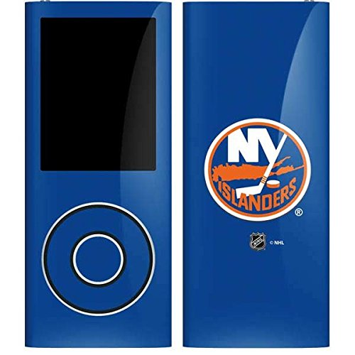 - NHL New York Islanders iPod Nano (4th Gen) Skin - New York Islanders Solid Background Vinyl Decal Skin For Your iPod Nano (4th Gen)