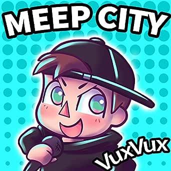 Meep City Feat Ayeyahzee Kayla Explicit By Vuxvux On Amazon