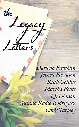 book cover of The Legacy Letters
