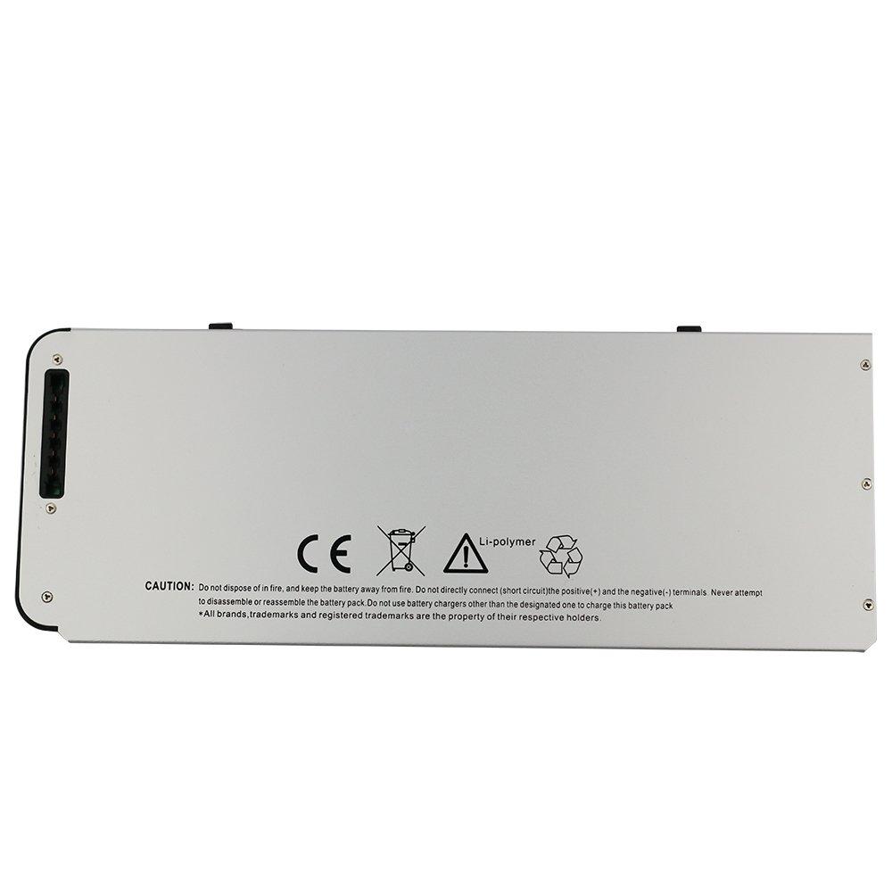 2008 Version Notebook A1280 A1278 Laptop Akku f/ür Apple MacBook 13 A1278 MacBook 13 Zoll Aluminium-Unibody MB771 MB771 *//A MB771J//A MB771LL//A MB466CH //A MB466D//A Battery Batteries