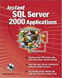 img - for Instant SQL Server 2000 Applications book / textbook / text book