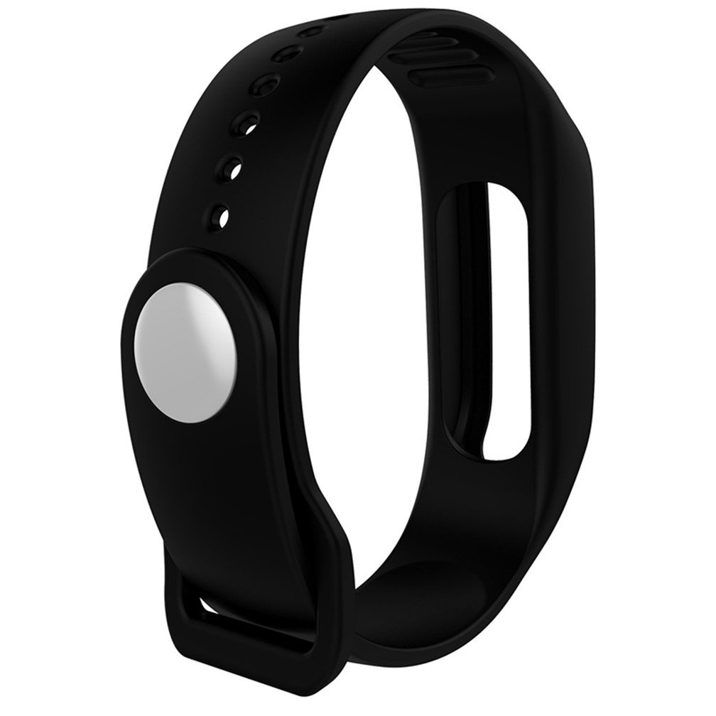Meiruo Bracelet Silicone de Rechange pour TomTom Touch (Noir): Amazon.fr: Sports et Loisirs