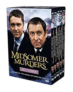 Amazon.com: Midsomer Murders: Set Three (Garden of Death / Destroying Angel / The Electric
