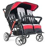 Foundations-Quad-Sport-4-Passenger-Stroller