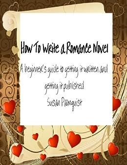 how to write a trashy romance novel