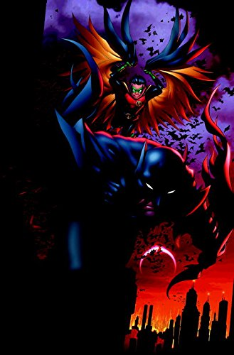 Batman & Robin by Peter Tomasi & Patrick Gleason Omnibus