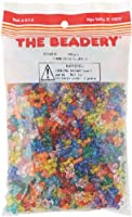 The Beadery 11mm Tri-Bead, Multi, 900-Piece Per Bag