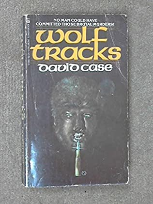 book cover of Wolf Tracks
