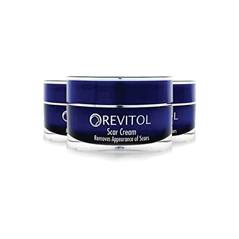 Buy Revitol Scar Removal Cream Remove Scars Reduce Acne Scars Treatment With Acne Scar Removal Lotion 3 Jars