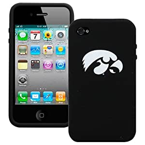 Wishing Iowa Hawkeyes iPhone 4 and 4S Case: Silicone Cover