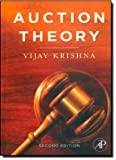 img - for Auction Theory, Second Edition by Vijay Krishna (2009-08-26) book / textbook / text book