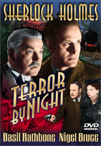 Sherlock Holmes: Terror by Night (Night Terrors Dvd)