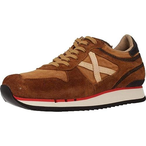 Calzado Deportivo para Hombre, Color marrón, Marca MUNICH, Modelo Calzado Deportivo para Hombre MUNICH 8860063 Marrón: Amazon.es: Zapatos y complementos