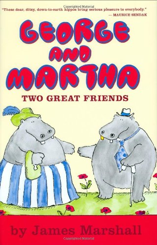 Read Online George and Martha Two Great Friends Early Reader PDF